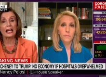 Video of the Day: Pelosi goes nuts over Trump's plan to put America back to work — 'I don't care! I don't care! I don't care!