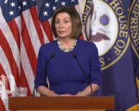 Pelosi Wants New Coronavirus Relief Package to Include Stipulations For Federally Forced Vote By Mail For 2020 Election