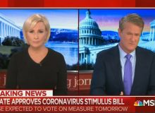 Video of the Day: Scarborough Falsely Claims Republicans Set to Euthanize Seniors to Help Boeing's Corporate Earnings