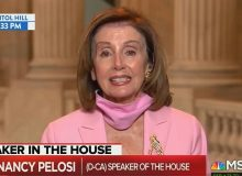 Video of the Day: Nancy Pelosi On Pandemic — 'This Is An Opportunity – Every Crisis Is'