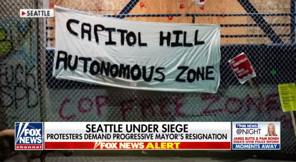 Seattle sued over 'CHOP Zone' death last summer ⋆ Conservative Firing Line
