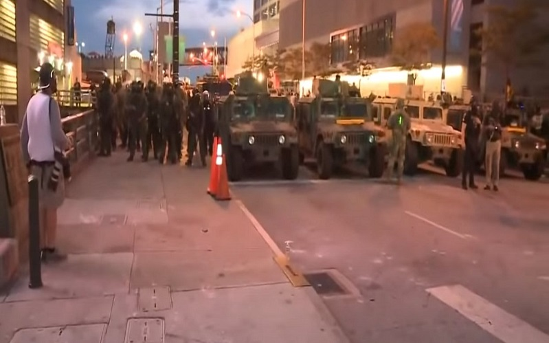 State of Emergency across Georgia