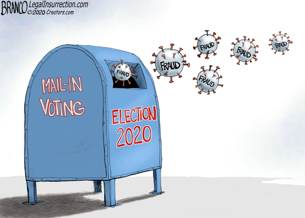 mail-in ballots