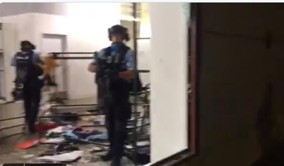 minneapolis looting