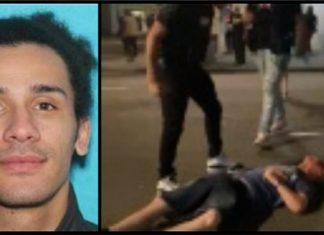 portland assault suspect