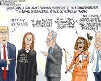 Cartoon of the Day: MAGA Choice