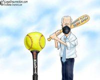 Cartoon of the Day: Softballs