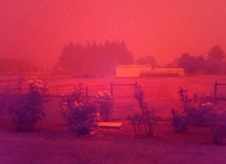 west coast inferno