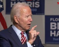 Video: Did Joe Biden Lose His Place On A Teleprompter During A Telemundo Interview?