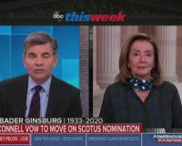 Video of the Day: Pelosi Hints At Impeachment If Trump Names SCOTUS Replacement For Ginsberg