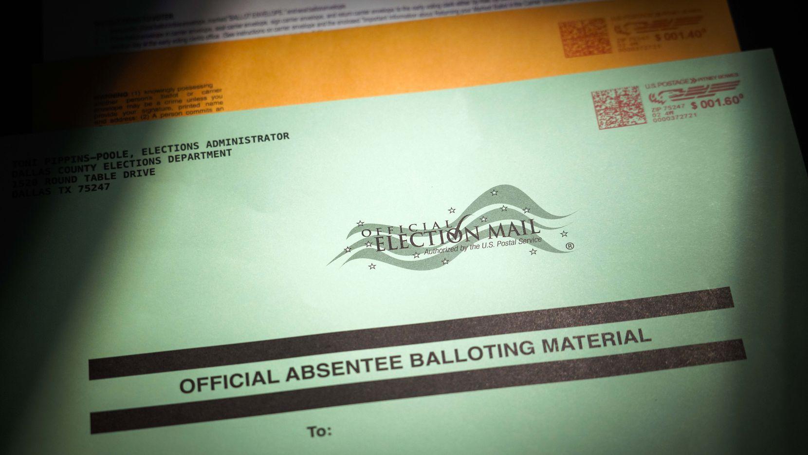 texas ballot harvesting