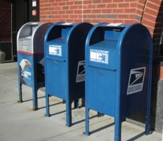 discarded mail-in ballots
