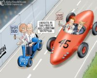 Cartoon of the Day: A Close Race In Minnesota