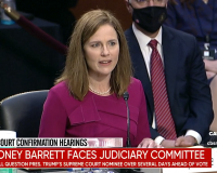 ACB, Amy Coney Barrett, Confirmed to the Supreme Court 52-48
