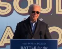 So Much For Being President Of All Americans: Joe Biden Calls Trump Supporters 'Ugly Folks' (Video)