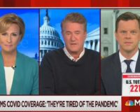 Video: MSNBC Propagandist Joe Scarborough: 'Un-American' To Vote For Trump
