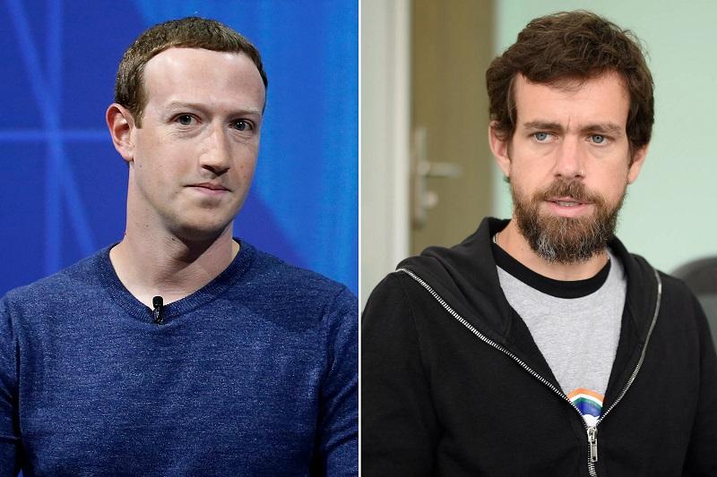 big tech facebook twitter