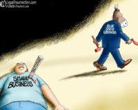 Cartoon of the Day: Broken-Hearted