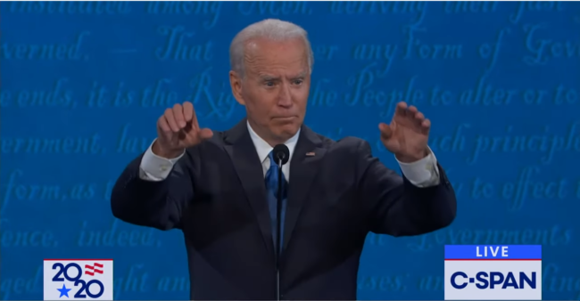 Biden getting break from media Trump didn't receive ⋆ Conservative Firing Line