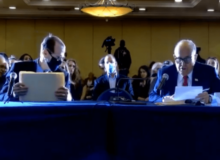 """PA Hearing Expert Witness: """"The Biden Injection"""" Vote Dump Of Nearly 600,000 Votes vs 3200 For Trump (Video)"""