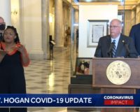 Maryland GOP Gov. Hogan: 'No Constitutional Right To Walk Around Without A Mask' (Video)