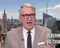 Bloodthirsty Liberal Hatemonger Keith Olbermann: Prosecute Trump, Family, Supporters, Everyone (Video)