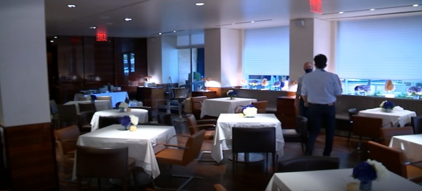 ny indoor dining