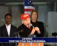 Tweet of the Day: Atty Lin Wood Warns Of Civil War, Says Trump Should Declare Martial Law