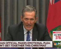 MSNBC Propagandist Joe Scarborough: 'Beautiful' To Hear Canadian Pol Steal Christmas (Video)