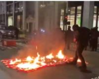 Seattle Leftists, Portland Antifa Riot Against Biden, Democrats. Told You So.