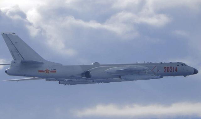 chinese warplanes