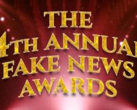 Video: The Fourth Annual Fake News Awards