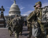 Justice for J6 Protest: 100 National Guard to Assist Metro PD, Capitol Police. Fences Return.