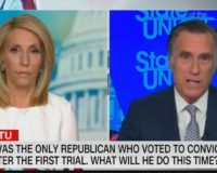 Romney: 'Constitutional' To Impeach Private Citizen Like Donald Trump (Video)