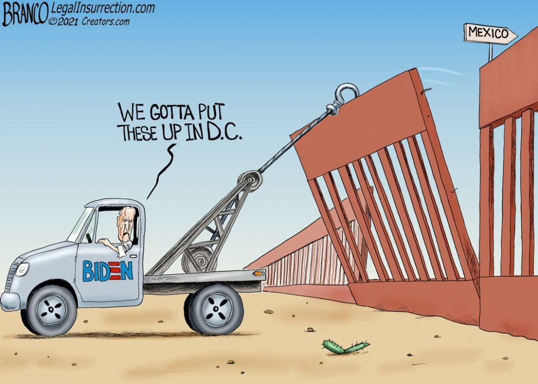 Walls For D.C. ⋆ Conservative Firing Line