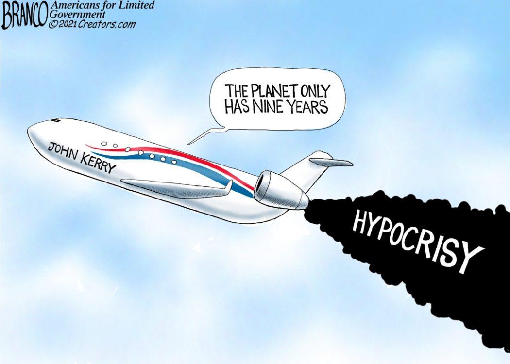 climate hoax czar