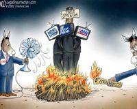 Cartoon of the Day: Pyromaniacs