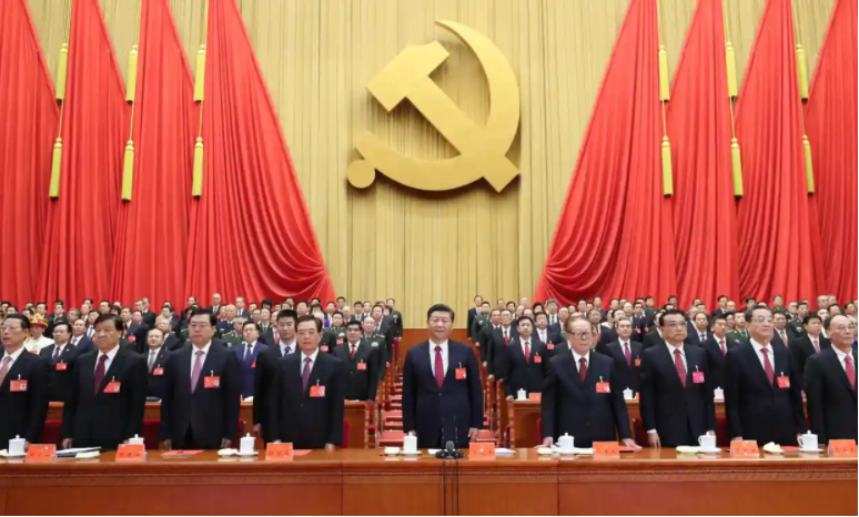 china told biden