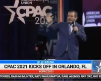 Ted Cruz Excites CPAC With Speech About Future Of Trump, GOP (Video)