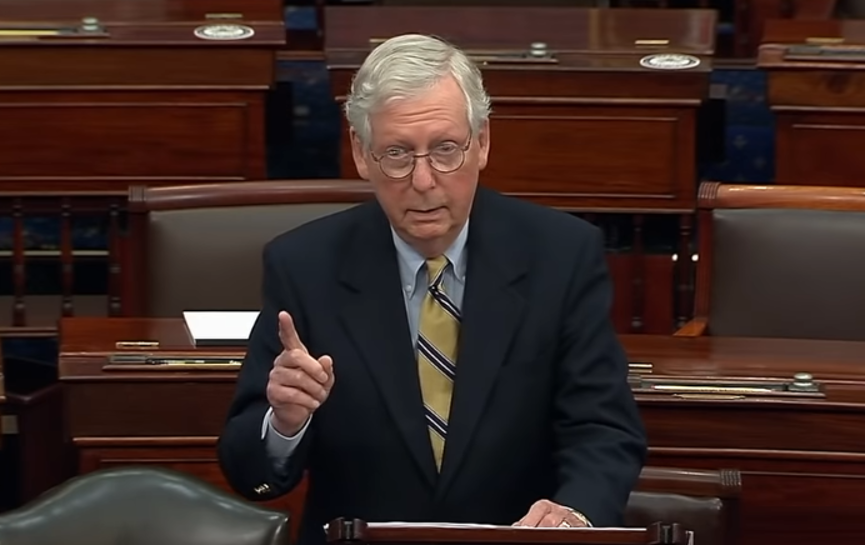 McConnell incitement