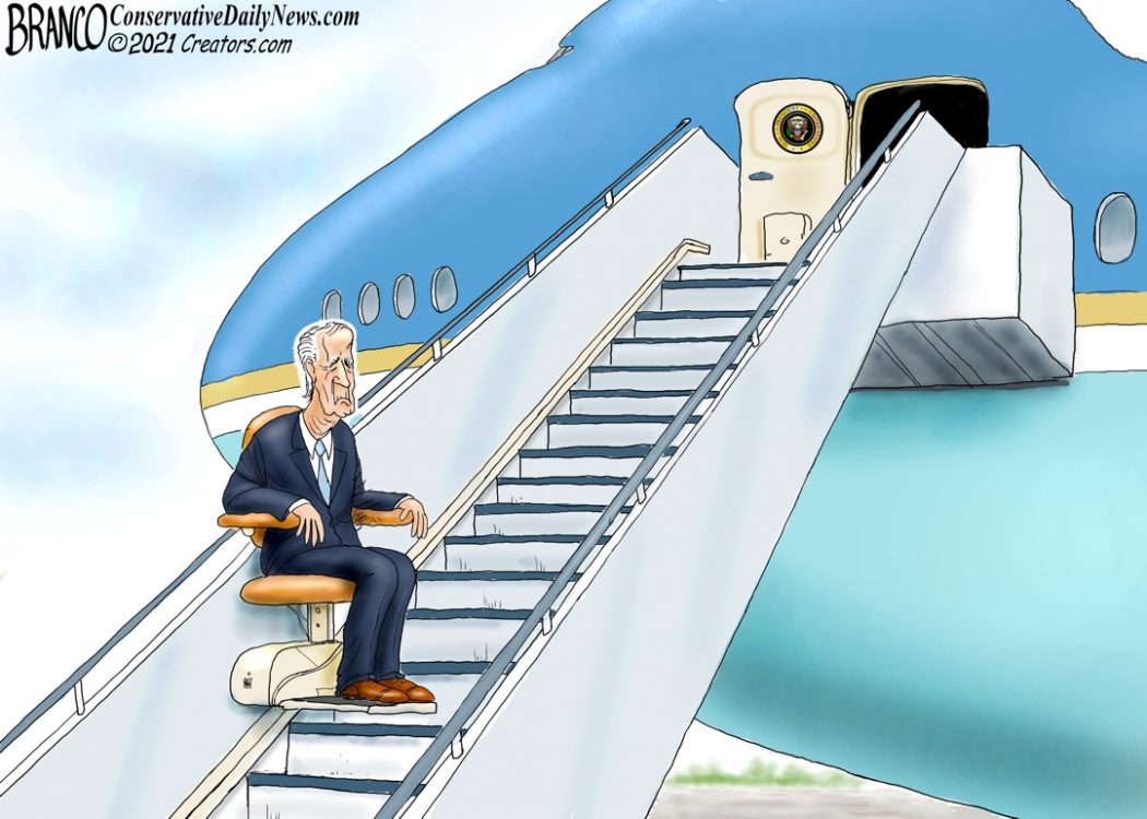 Chair Force One ⋆ Conservative Firing Line