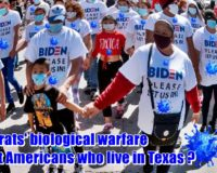 Meme of the Day: Are COVID-Infected Illegal Immigrants The Democrats' Biological Warfare Against Texas?