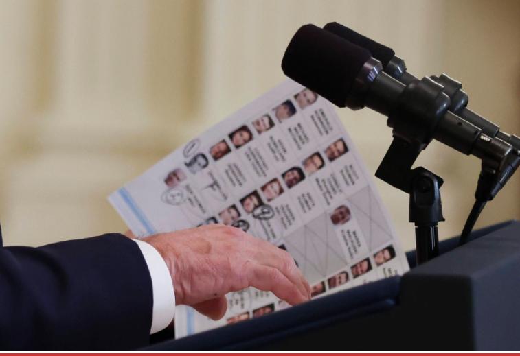 first biden press conference