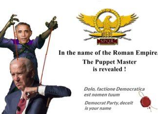 Puppet Biden