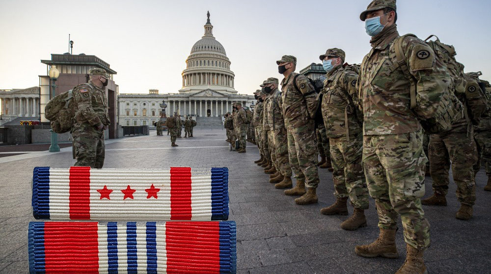Ribbons for the National Guard Deployment in DC – The Comments ⋆ Conservative Firing Line