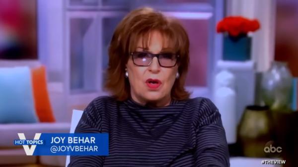 Does Joy Behar understand gravity? How about ballistics? ⋆ Conservative Firing Line