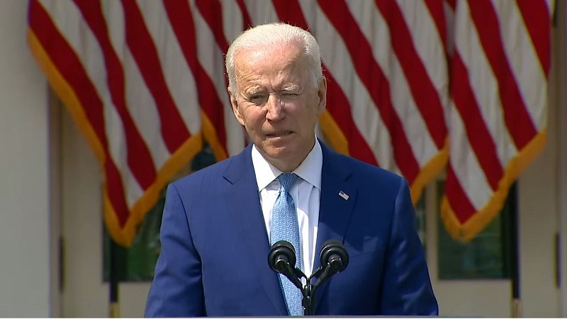 Former White House Doc: Biden's Mental Health Will Force Him Out of Office