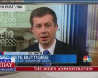 Chris Wallace Calls Out Pete Buttigieg Over Infrastructure Lies (Video)