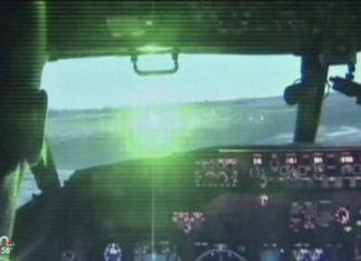 laser strike