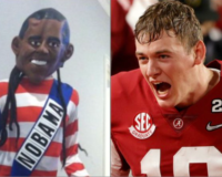 Cancel Culture Goes After NFL Prospect for anti-Obama Costume He Wore in Middle School